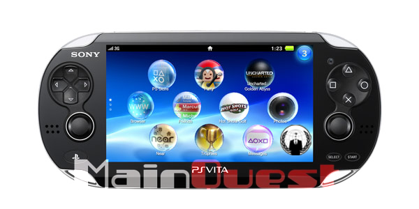 PS Vita Anonymous