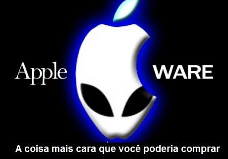 O preço de um AppleWare .-.