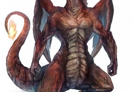 Me recuso a acreditar que o Charizard não seria um dragão gigante!