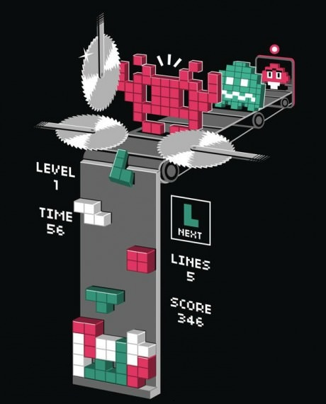 A história por trás do Tetris!