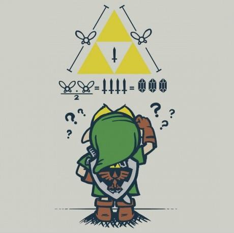 Até mesmo nosso querido amigo Link!