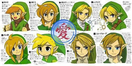 E os personagens de videogames também!