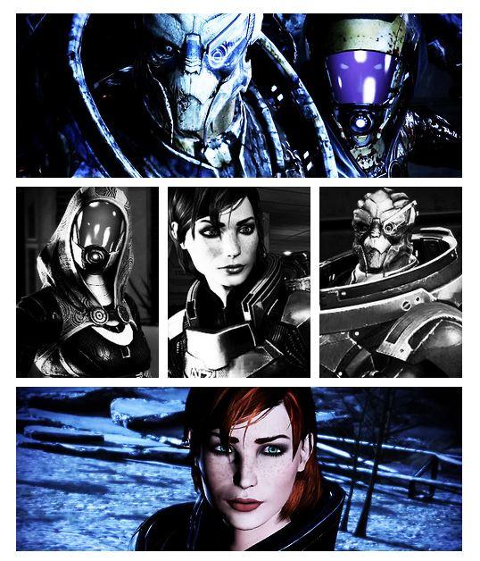 Personagens femininas de todos os tempos! Shepard mulher FTW!