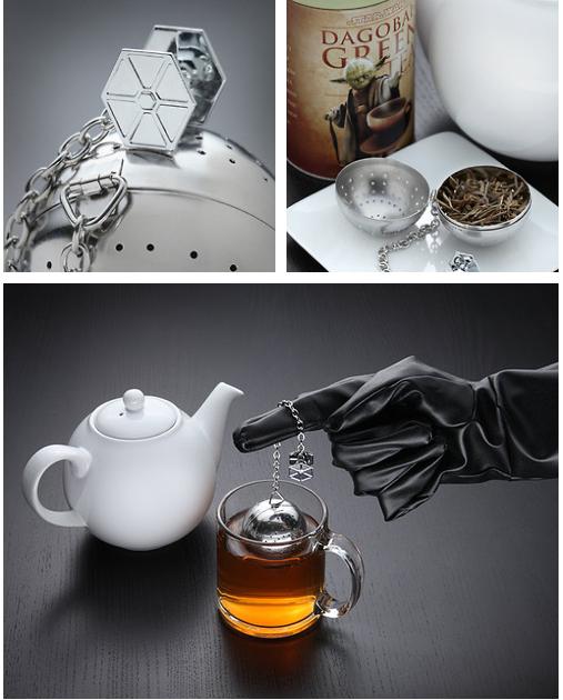 Bora tomar um chá?