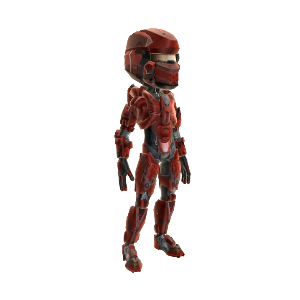 halo 4 red