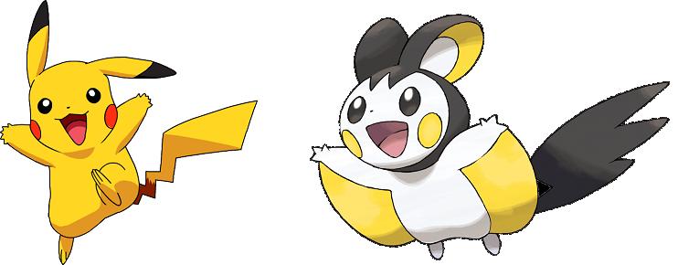 Pokemon Pachirisu Evolution Images | Pokemon Images
