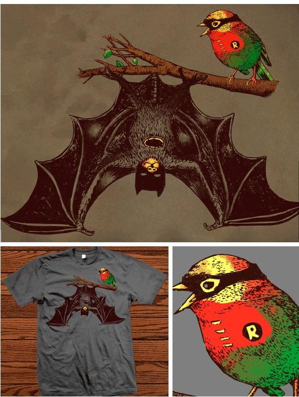 Uma das camisetas mais legais que já vi!!