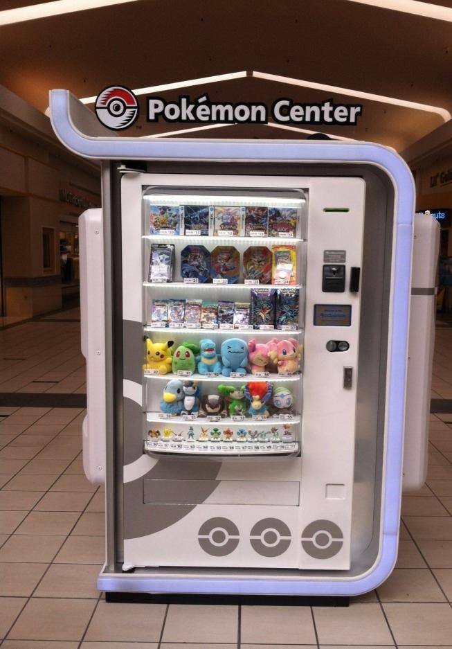 Gastaria todo o meu dinheiro comprando pokémons o/