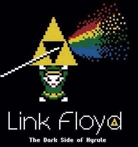 O Link tá até tentando a carreira musical!