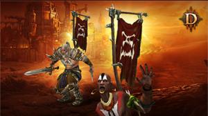 Diablo III - Pendão do Brado Guerreiro